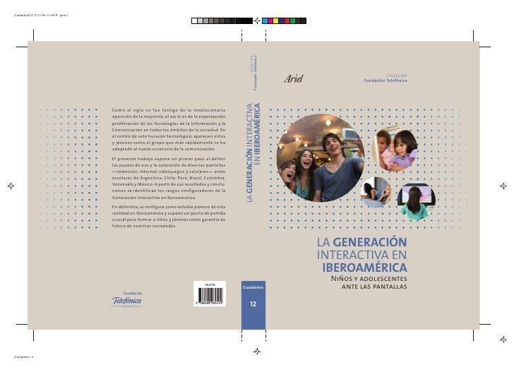 Fundación Telefónica                                                                   COLECCIÓN                          ...