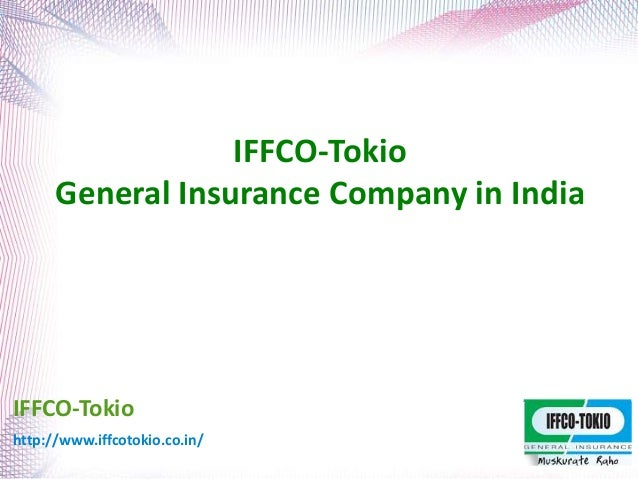 project report on iffco tokio general insurance Iffco-tokio general insurance co ltd (itgi) is piloting a cattle insurance  project targeting more than 25000 poor farmers and their families in the indian  states.