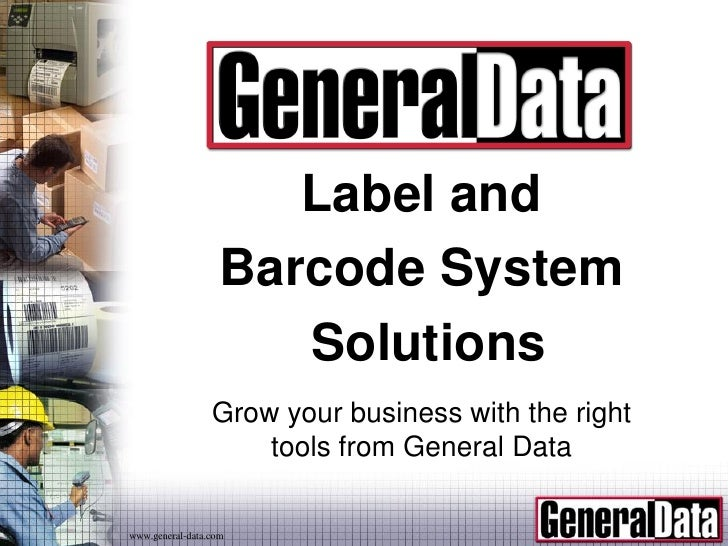 Label and                    Barcode System                       Solutions                  Grow your business with the r...
