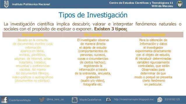 CastellanosMayte @ma_tero_ca MayteCastellanos 5518182125http://maestramayte.blogspot.mx/ Instituto Politécnico Nacional Ce...