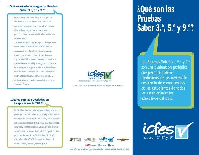 Generalidades pruebas saber_3_5_y_9_2012