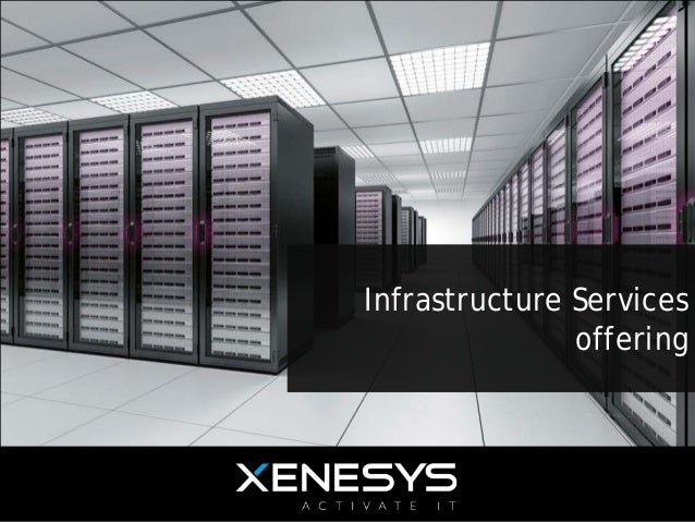 Infrastructure Services offering