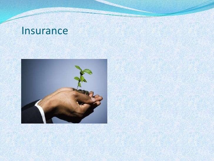 Insurance <br />