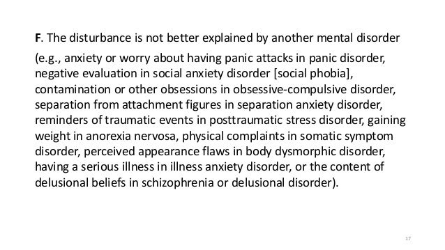 Essay on social anxiety disorder