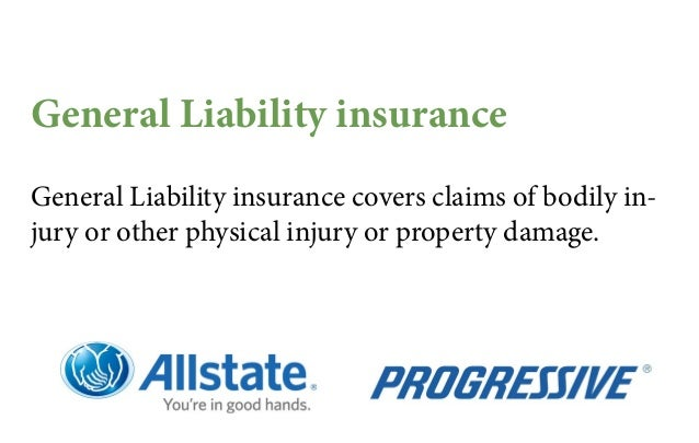 Excellent General Liability Insurance  Light Image Quotes