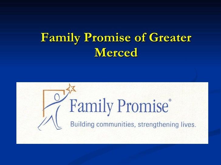 Family Promise of Greater Merced