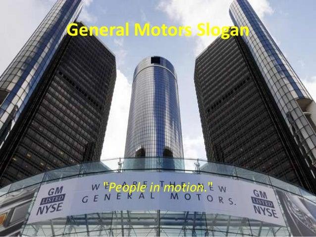 organizational change case study of gm (general motor) Case study – od in general motors ltd - organizational change and development - manu melwin joy 1 case study – od in general motors ltd.