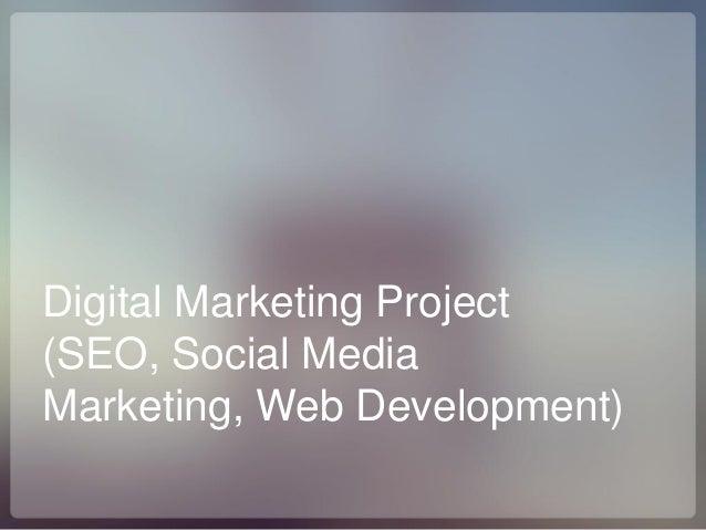 Tony Yeung's SEO & Social Media Marketing Service 2014