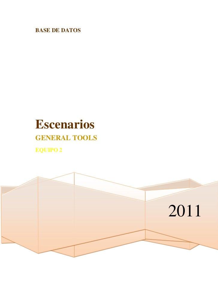 Generals tools eq.2