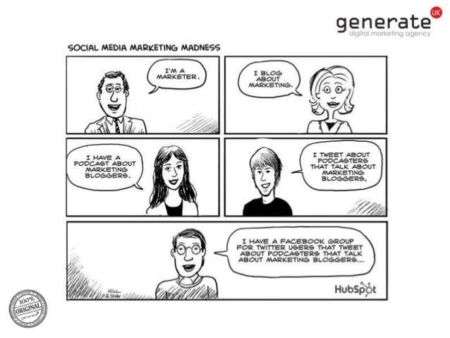 Generate UK Digital Marketing Strategy seminar 2012