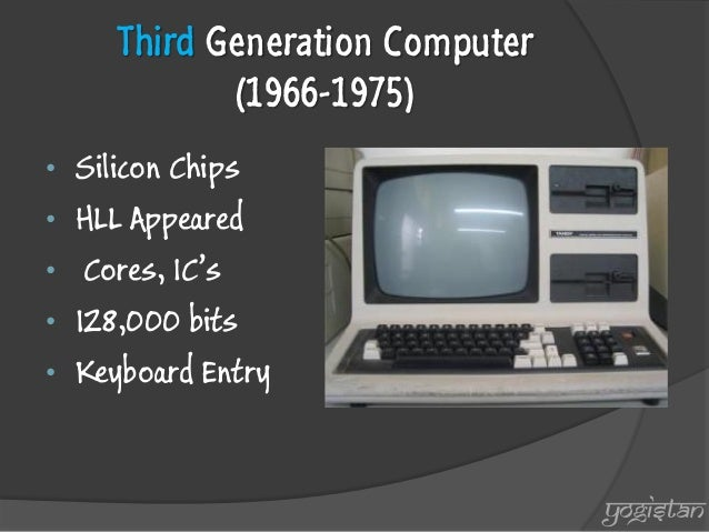 an introduction to the fifth generation computers In october 1981, japan's ministry of international trade and industry (miti) sponsored a conference to announce a new national project alongside national projects in supercomputing and robotics, there would be an effort to develop a new generation (the fifth, by their reckoning) of computers.