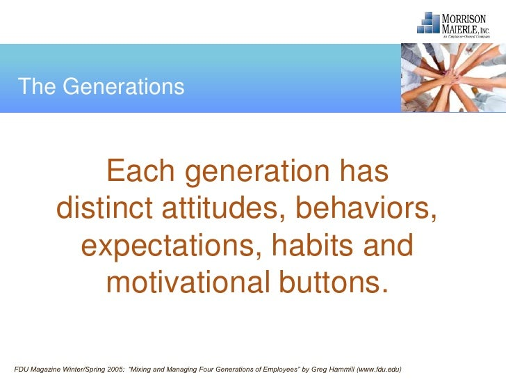 work ethics generation by generation