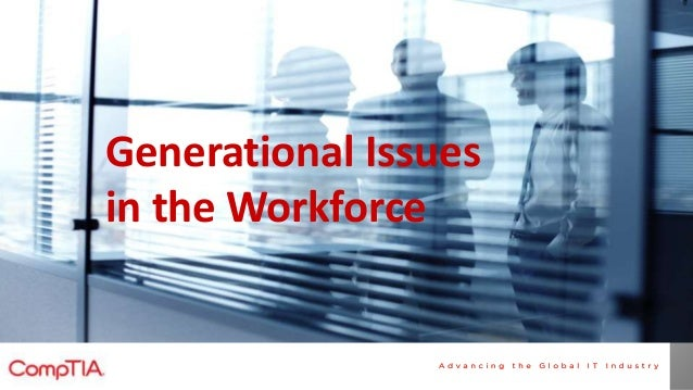 Generational Issues in the Workforce