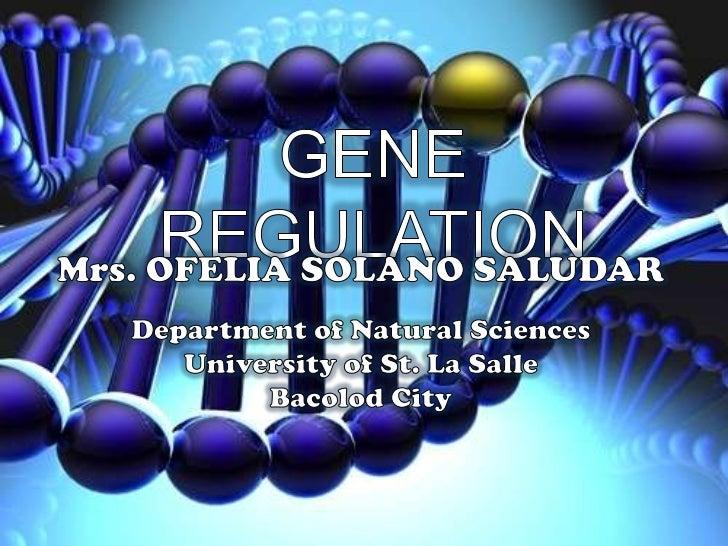 Gene regulation eukaryote spptx