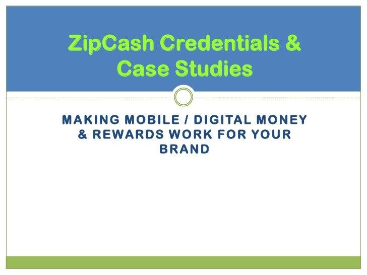 Generic   zipcash credentials-digi agency