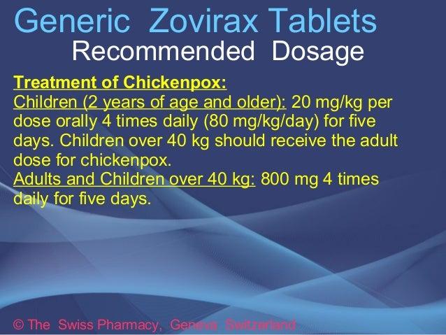 Buy zovirax tablets online