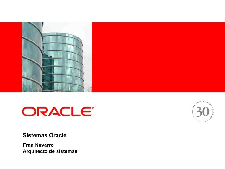 Generica HW_Oracle 2010