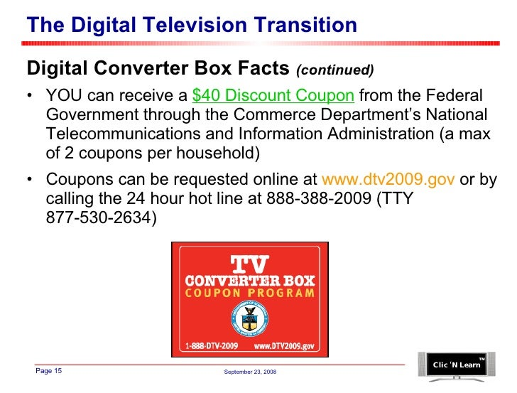 the digital conversion in television essay