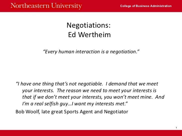 Generic negotiation presentation (feb 2011)