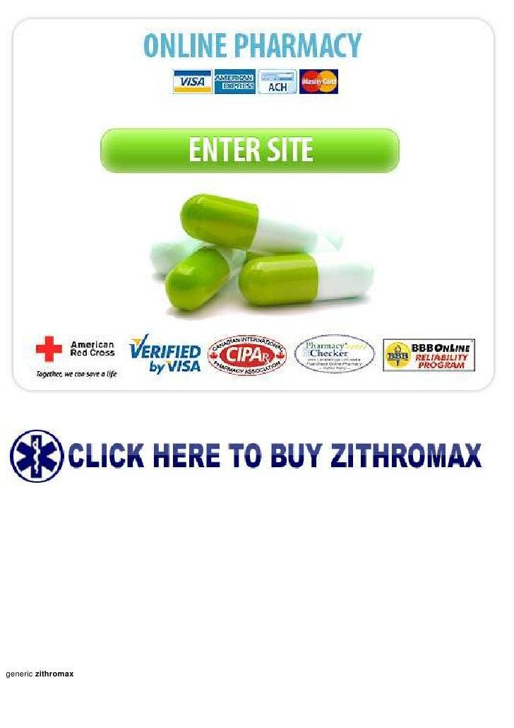 Zithromax Generic Generic Zithromax
