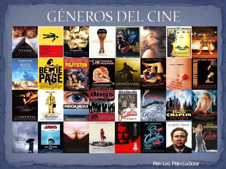 generos en el cine: