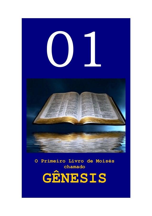GÊNESIS: O Livro de Gênesis com Esboços - (GENESIS: The Book of Genesis with Outlines)