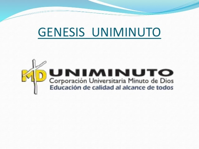GENESIS UNIMINUTO