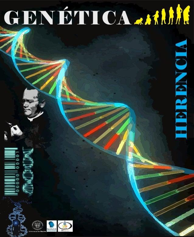 Genética de la herencia