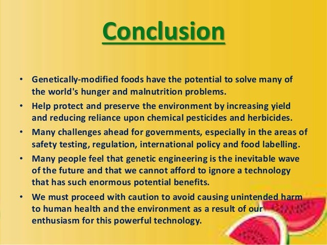 "genetically modified foods 17 essay Genetically modified food essay alta vista high school genetically modified foods stacy gonzalez biology b j corbus april 6 2015 many of us fear the unknown, just as many believe genetically modified food isn't ""organic."