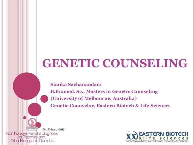 Genetic counseling: Closing the loop