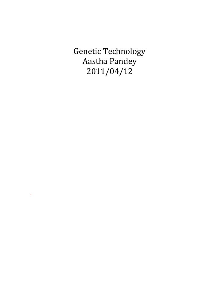 Genetic
