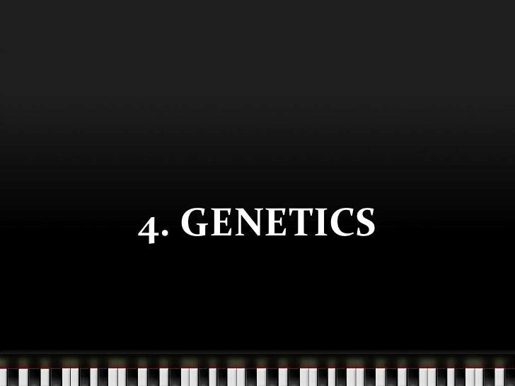 4. GENETICS