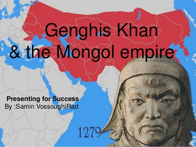 success of the mongolian empire The success of the mongolian army was built on more factors: size: as it mentioned, an army with 100000 people wasn't small at all take note that the population of holy roman empire (today: germany, netherlands, north italy, austria, czech republic, slovenia, switzerland, belgium, luxembourg, and some parts of france) in 1200 was only 5 million.