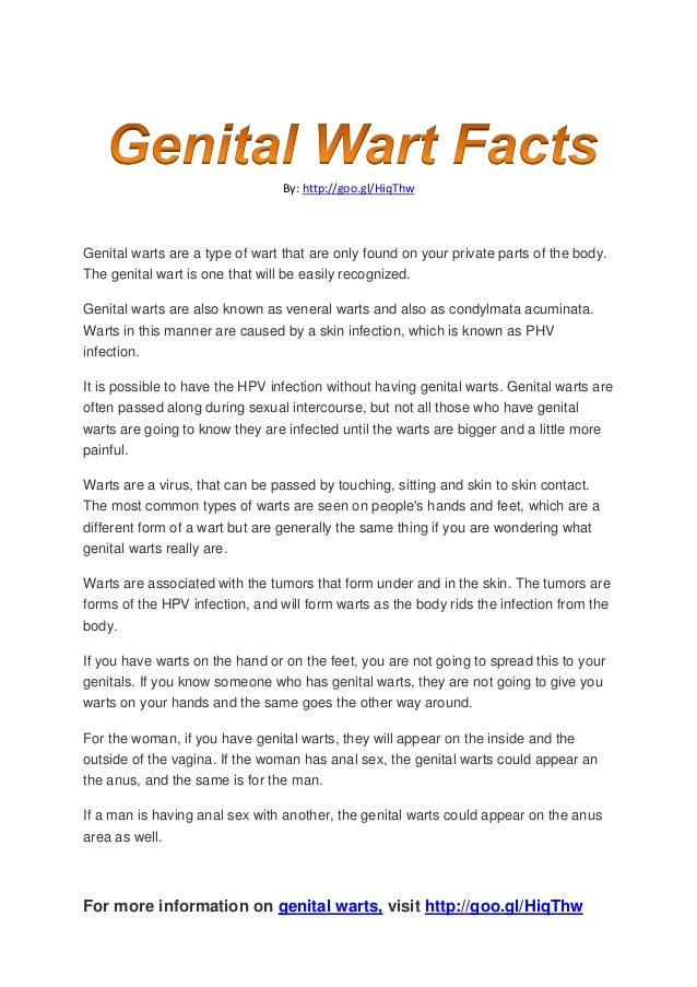 Back gt gallery for gt genital wart