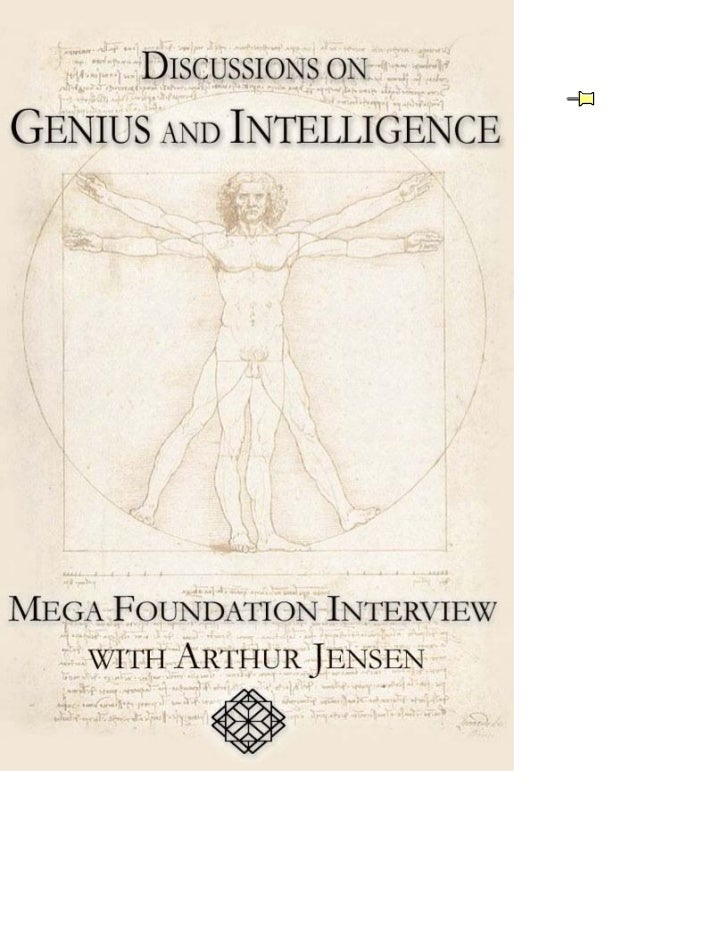 Discussions onGenius and Intelligence