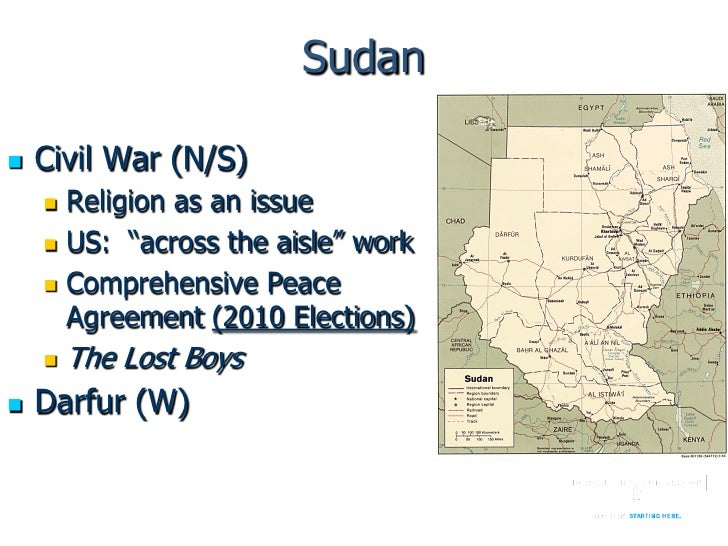 essays on genocide in sudan