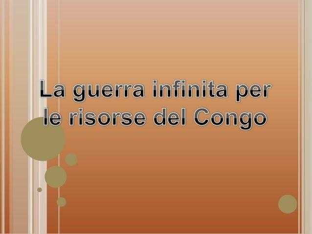 Il genocidio del Congo