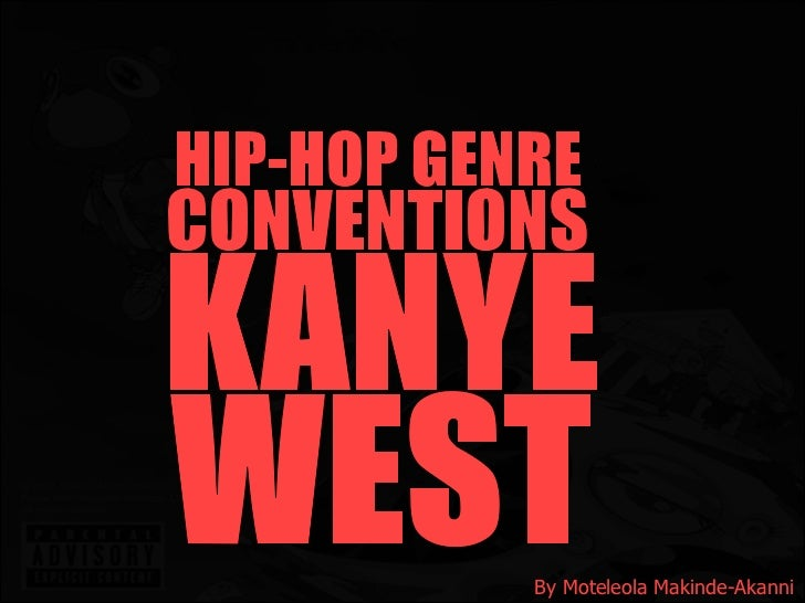 the hip hop genre essay Hip hop culture hip hop the crowds are completely different depending on the genre of music hip hop culture essay since the early to mid 90's, hip-hop has.