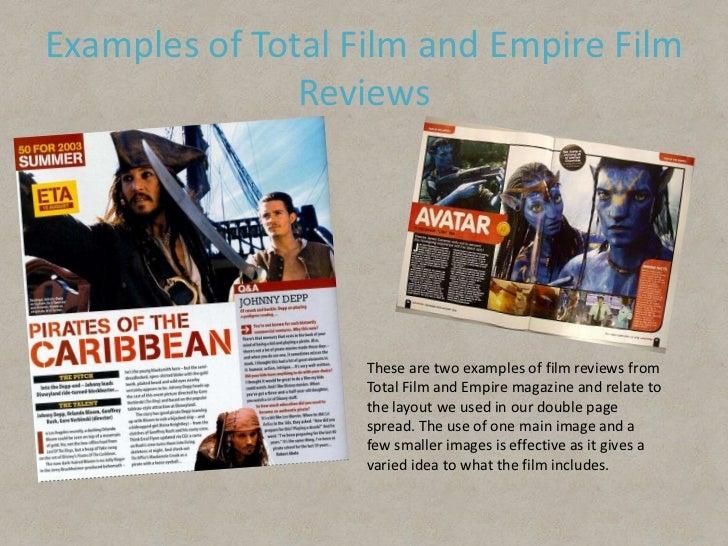 Film Review Essay