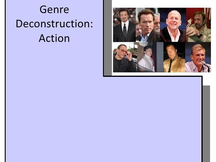 Genre deconstruction
