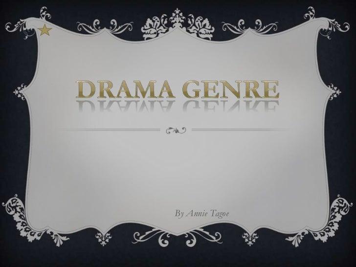 Genre project final