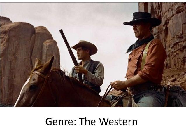 Genre: The Western