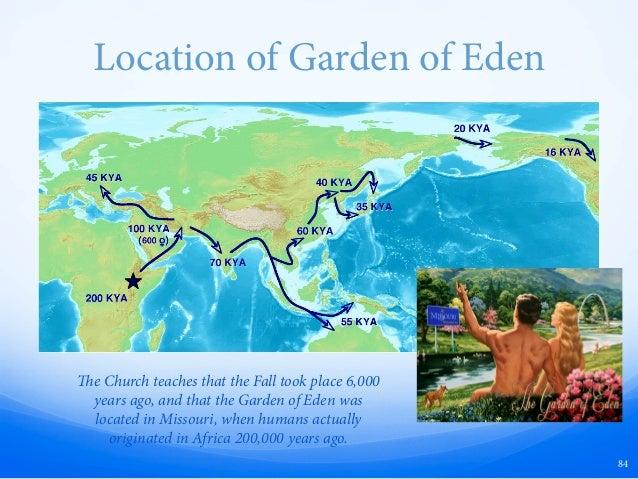 Eden Location Images