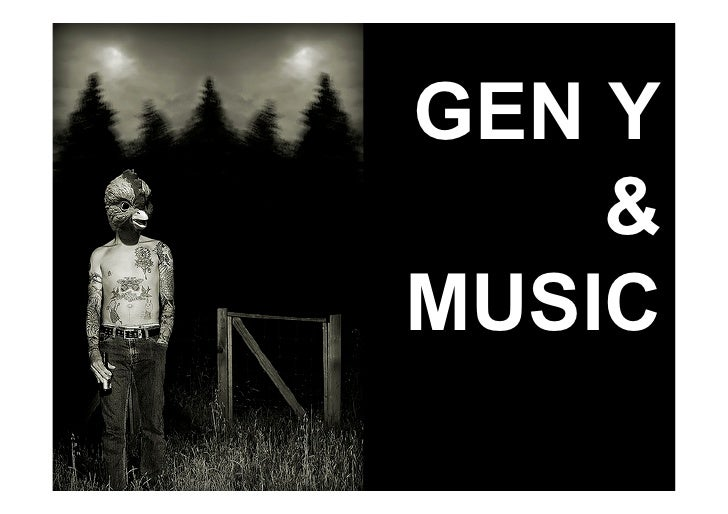 Gen Y And Music - Emily Copeland