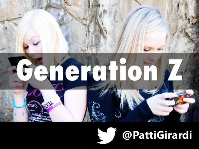 generation z the future of marketing We already know facebook is losing among generation z, which prefers  snapchat  marketing and retail experts pinpointed eight other sectors and   gen zers are realistic and mindful of financial issues and future career.