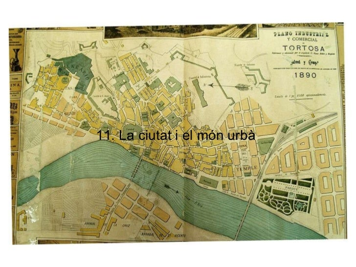 11. La ciutat i el món urbà