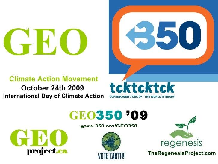 Geo350 Oct 24 Event  Presentation