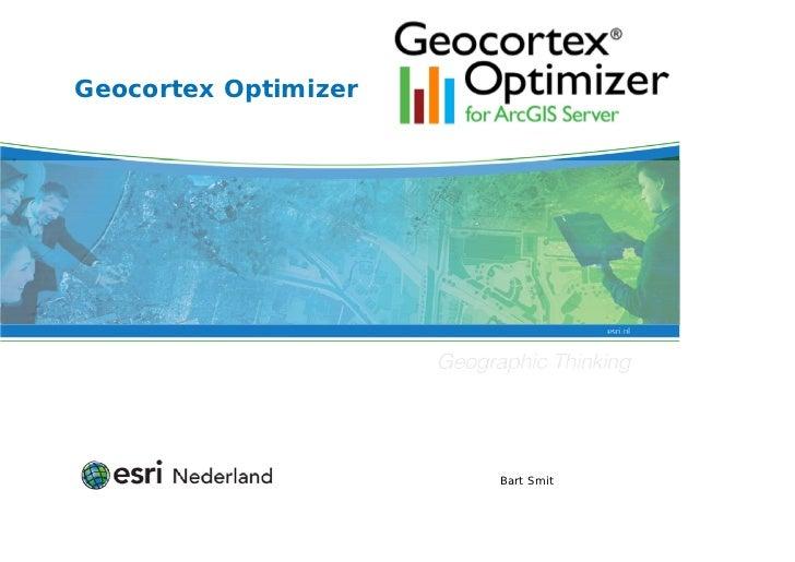 Geocortex opimizer1.5