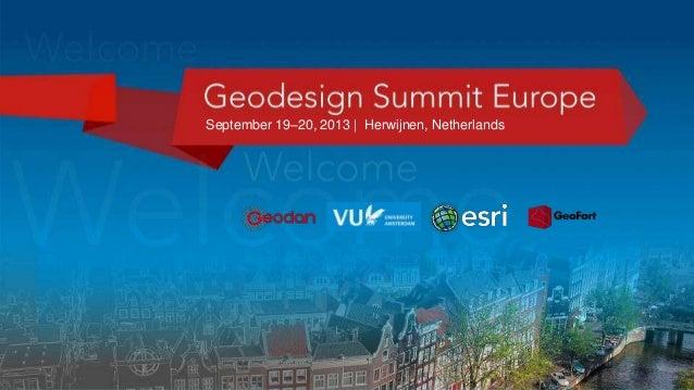September 19–20, 2013 | Herwijnen, Netherlands