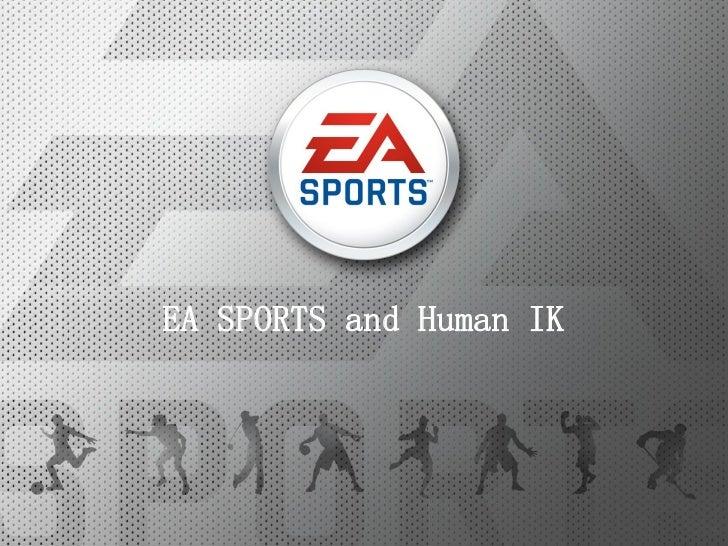 EA SPORTS and Human IK